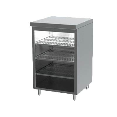 Back Bar Cabinet, Non-Refrigerated