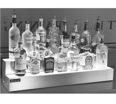 Perlick Corporation LMD2-36L Lighted Merchandise Display, 2…