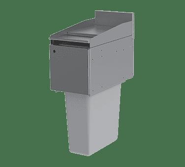Perlick Corporation TS12TRA TS Series Trash Receptacle Top…