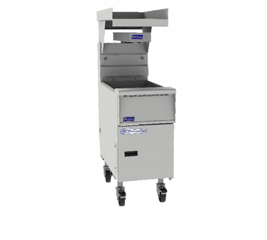 Pitco Frialator BNB-SSH55 Bread & Batter Cabinet for SSH55 Electric Fryers
