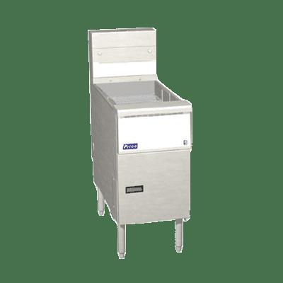 Pitco Frialator SE-BNB-14 Solstice Bread and Batter Cabinet Fry Dump Station
