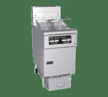 Fryer, Gas, Multiple Battery