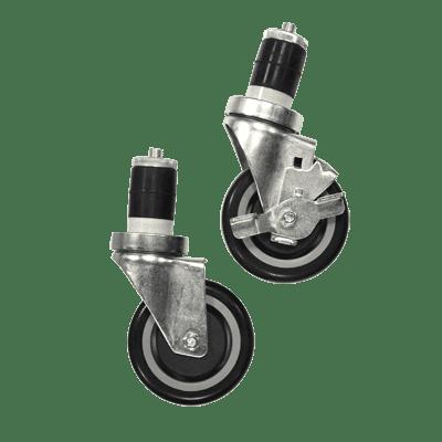 Serv-Ware 4B-0050-B 4″ wheel