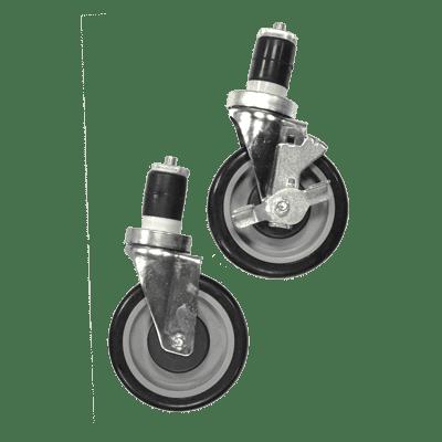 Serv-Ware 5B-0050-B 5″ wheel