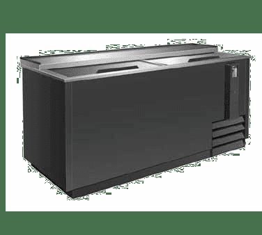 Serv-Ware BC-65-HC Flat Top Bottle Cooler