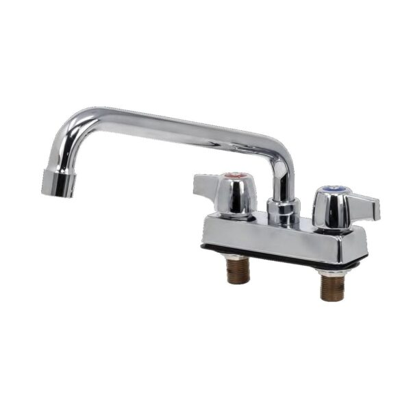 Serv-Ware DFY10-CWP Faucet, deck mounted