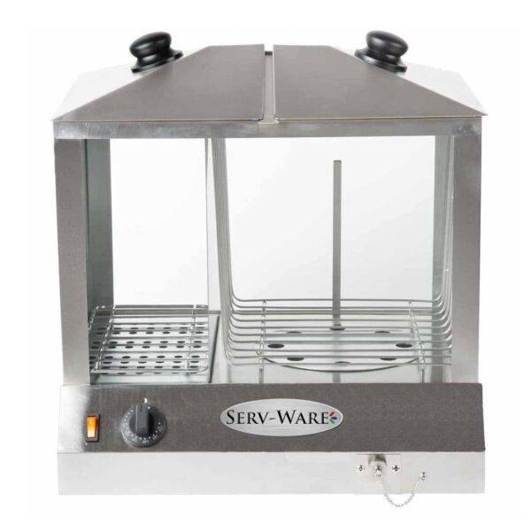 Serv-Ware EHS-02 Hot Dog Steamer