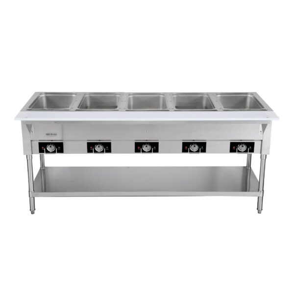 Serv-Ware EST5-2 Hot Food Table, electric