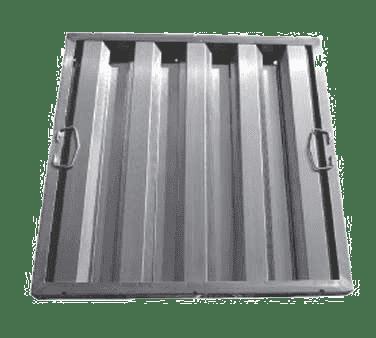 Serv-Ware F1020S Canopy Exhaust Hood Filter