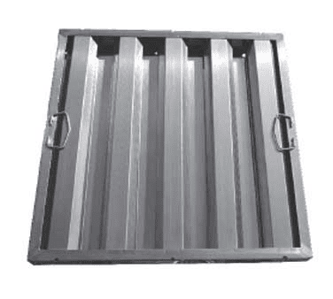 Serv-Ware F1620S Canopy Exhaust Hood Filter