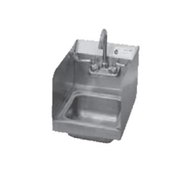 Serv-Ware HS10S-CWP Hand Sink, wall mount