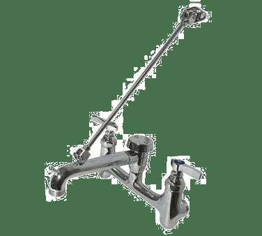 Serv-Ware SF1000 Mop Sink Service Faucet, wall mount