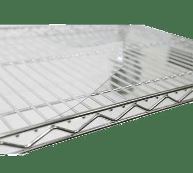 Serv-Ware SMC2472CWP Shelf Mat, 72″W x 24″D, clear …