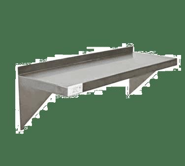 Serv-Ware SSWS1424-CWP Shelf, wall-mounted