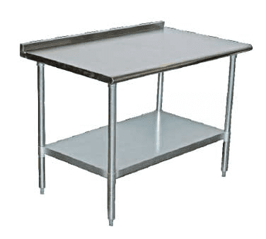 Serv-Ware T2436CWP-3-T Standard Series Work Table
