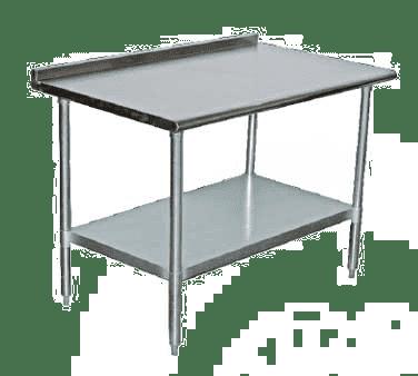 Serv-Ware T2496CWP-3-T Standard Series Work Table