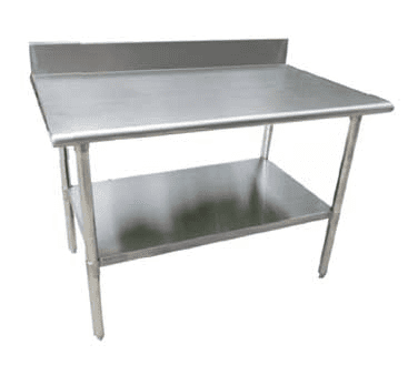 Serv-Ware T3072CWP-16BS Deluxe Series Work Table