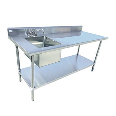 Serv-Ware TSF-3048-L Table Sink