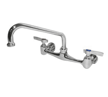 Serv-Ware WF08-CWP Faucet, wall mount