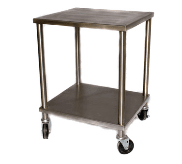 Somerset 0020-000 Utility Table, heavy duty, wit…