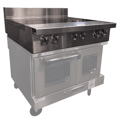 Southbend P36C-III 36″ Platinum Heavy Duty Electric Induction Range