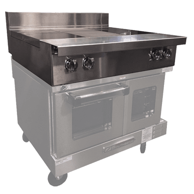 Southbend P36T-ISI 36″ Platinum Heavy Duty Electric Induction Range