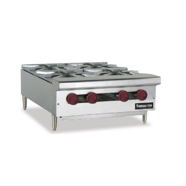 Therma-Tek TCHP24-4 Hotplate, gas, countertop, 24″…