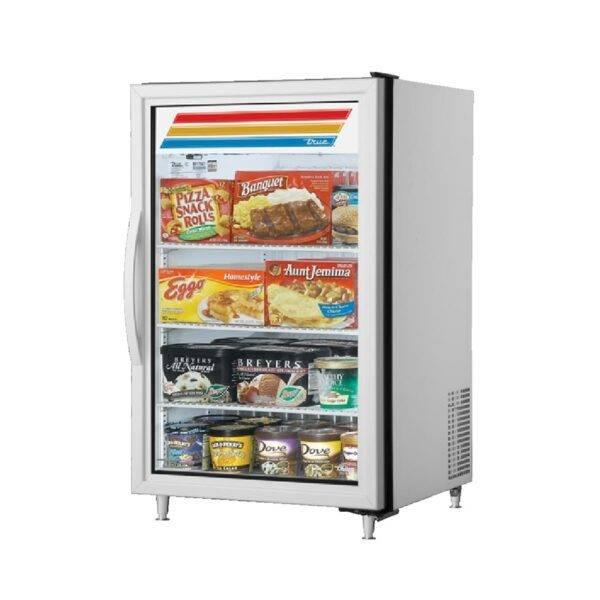 True Manufacturing Co., Inc. GDM-07F-HC~TSL01 Freezer Merchandiser, countert…