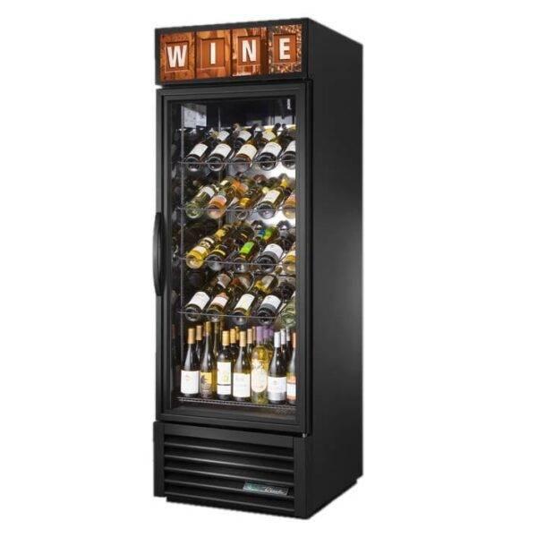 Refrigerator, Wine, Reach-In