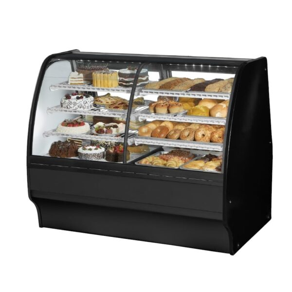 Display Case, Refrigerated/Non-Refrig