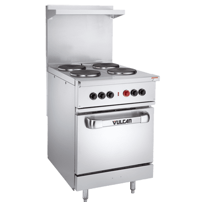 "Range, 24"" Restaurant, Electric"