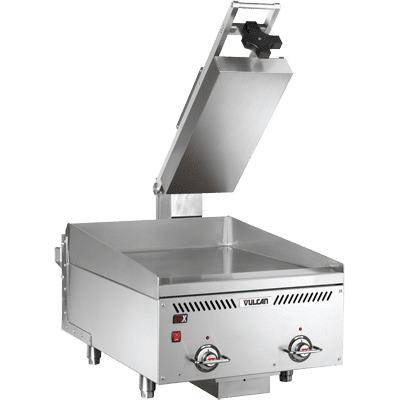 Griddle with Platens, Electric