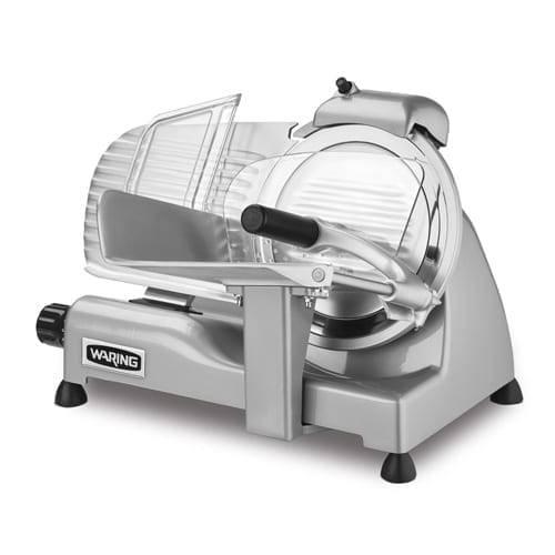 Waring WCS220SV Commercial Food Slicer, electr…