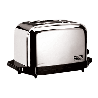 Waring WCT702 Commercial Toaster, (2) 1-3/8″…