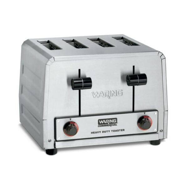 Waring WCT805B Commercial Toaster, heavy-duty…