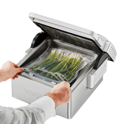 Waring WCV300 Vacuum Packaging Machine, coun…