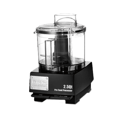 Waring WFP11SW Commercial Food Processor, 2.5…