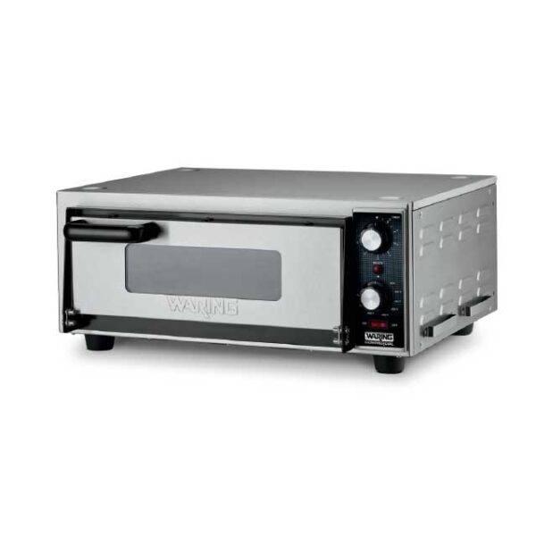 Waring WPO100 Single Deck Pizza Oven, electr…