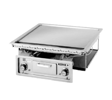 Griddle, Electric, Built-In