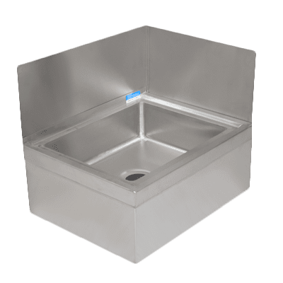 BK Resources MS-1620-SS2 2-Sided Splash for BKMS-1620, …
