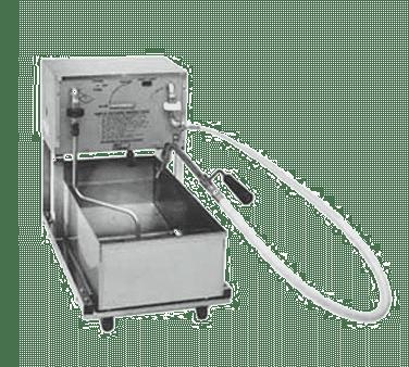 Pitco Frialator RP18 Fryer Filter