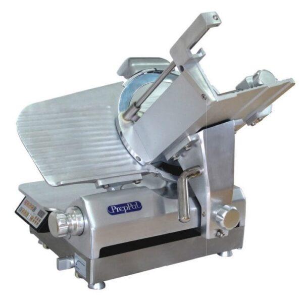 "Atosa USA, Inc. PPSLA-14 14"" Heavy Duty Automatic Meat Slicer 1/2 HP; Belt Driven"