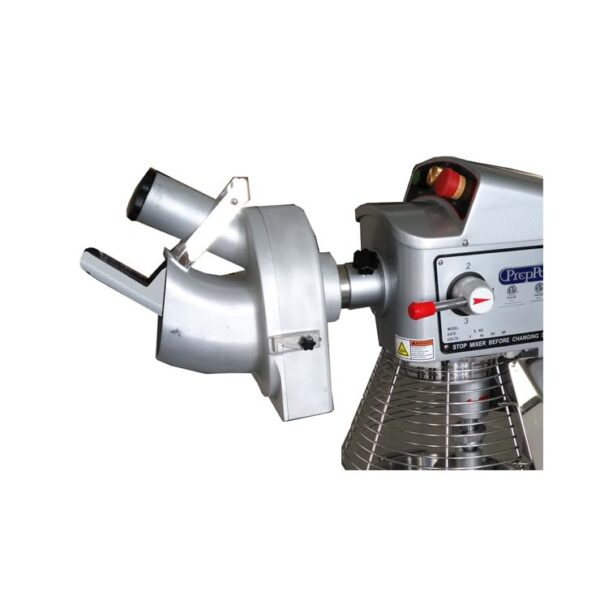 PPV12-Vegetable Slicer for 20/30/60 – 3 Discs: 2 Graters (8mm & 5mm) and 1 Slicing Disc