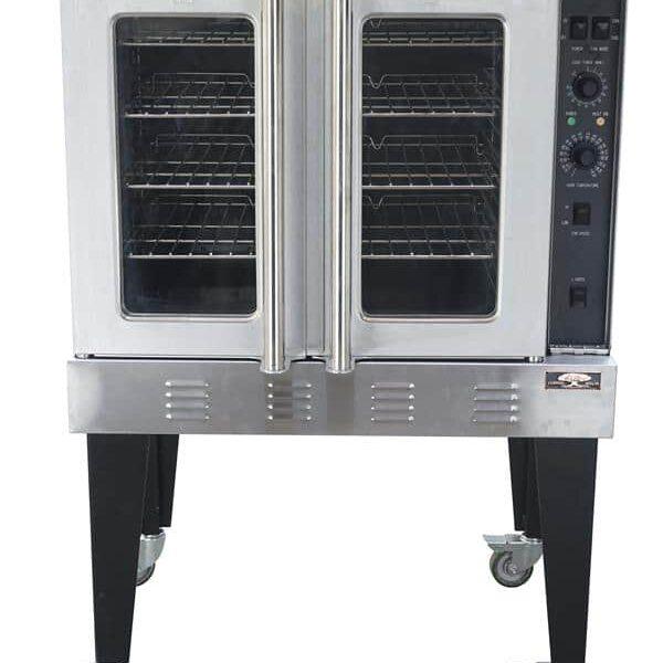 Copper Beech CBCO-G Single Deck Gas Convection Oven