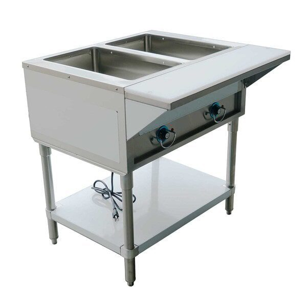 Copper Beech CBEST-2-S 30″ Wide Electric Hot Food Steam Table
