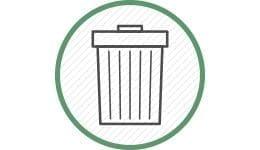 Disposables & commercial dishwasher